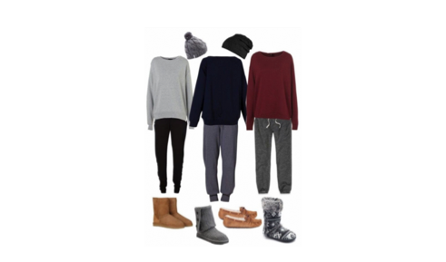 Dead Week outfits